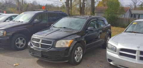 2009 Dodge Caliber for sale at Superior Motors in Mount Morris MI