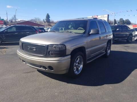2002 GMC Yukon for sale at Boise Motor Sports in Boise ID