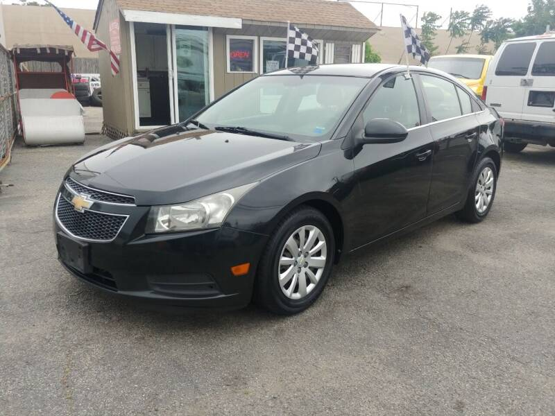 2011 Chevrolet Cruze for sale at Viking Auto Group in Bethpage NY