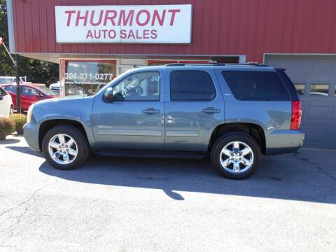 2010 GMC Yukon for sale at THURMONT AUTO SALES in Thurmont MD