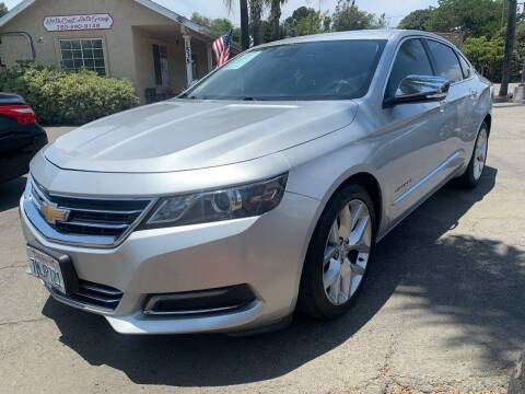 2016 Chevrolet Impala for sale at North Coast Auto Group in Fallbrook CA