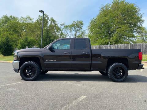 2018 Chevrolet Silverado 1500 for sale at Superior Wholesalers Inc. in Fredericksburg VA