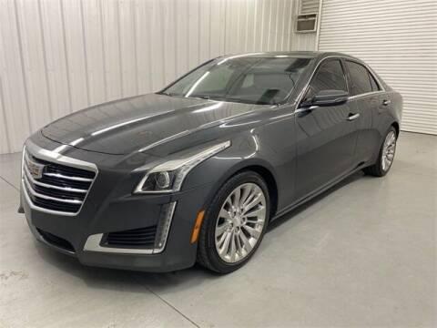 2016 Cadillac CTS for sale at JOE BULLARD USED CARS in Mobile AL