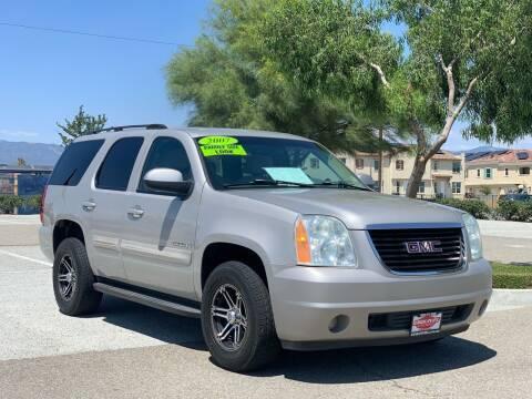 2007 GMC Yukon for sale at Esquivel Auto Depot in Rialto CA