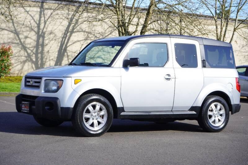2008 Honda Element for sale at Beaverton Auto Wholesale LLC in Aloha OR