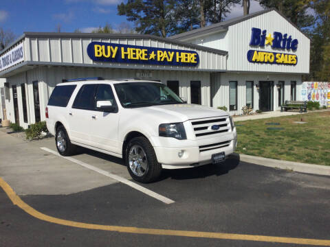 2010 Ford Expedition EL for sale at Bi Rite Auto Sales in Seaford DE