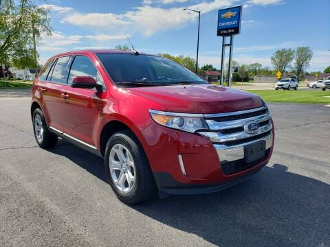 2014 Ford Edge for sale at Krajnik Chevrolet inc in Two Rivers WI