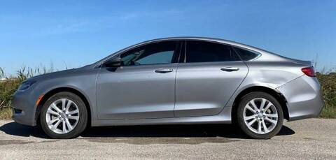 2015 Chrysler 200 for sale at Palmer Auto Sales in Rosenberg TX