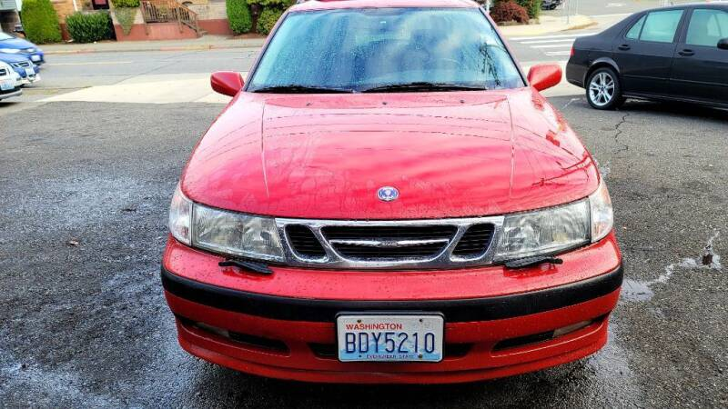 2000 Saab 9-5 for sale at INTEGRITY AUTO SALES LLC in Seattle WA