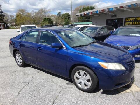 2008 Toyota Camry for sale at HAPPY TRAILS AUTO SALES LLC in Taylors SC