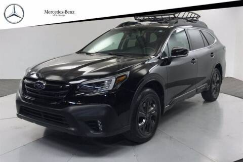2020 Subaru Outback for sale at Stephen Wade Pre-Owned Supercenter in Saint George UT