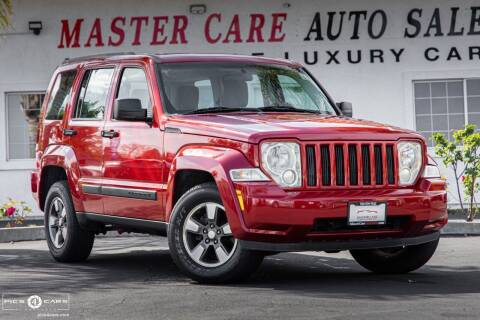 2008 Jeep Liberty for sale at Mastercare Auto Sales in San Marcos CA