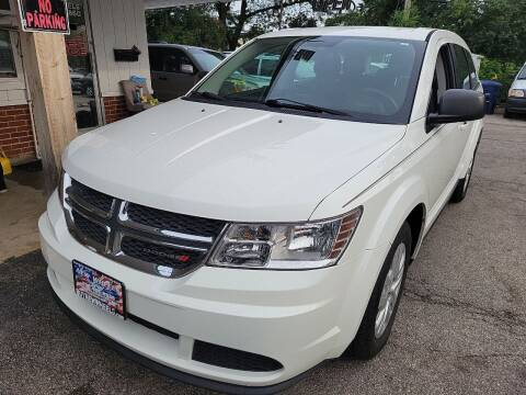 2014 Dodge Journey for sale at New Wheels in Glendale Heights IL