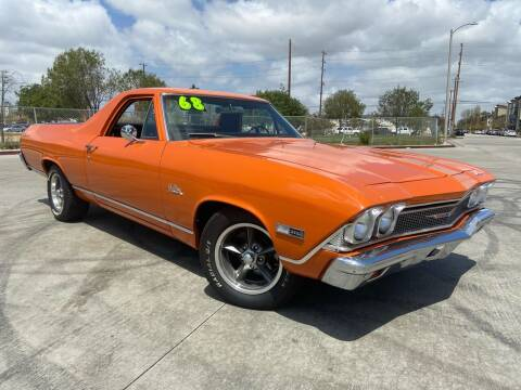 1968 Chevrolet El Camino for sale at Affordable Auto Solutions in Wilmington CA