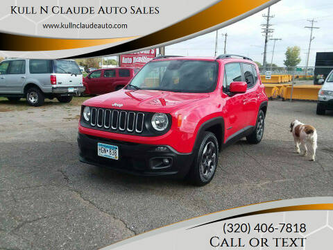 2015 Jeep Renegade for sale at Kull N Claude Auto Sales in Saint Cloud MN