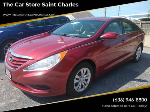 2013 Hyundai Sonata for sale at The Car Store Saint Charles in Saint Charles MO