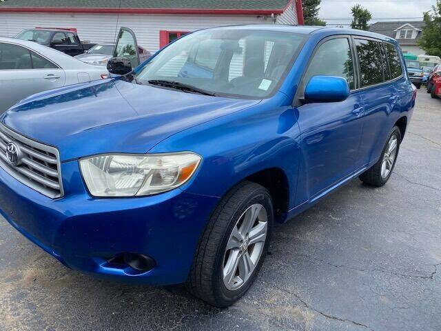 2009 Toyota Highlander AWD 4dr SUV - Indianapolis IN