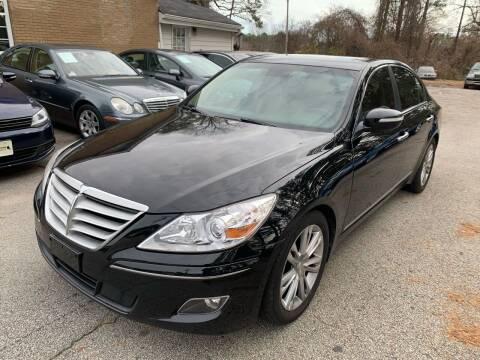 2011 Hyundai Genesis for sale at Philip Motors Inc in Snellville GA