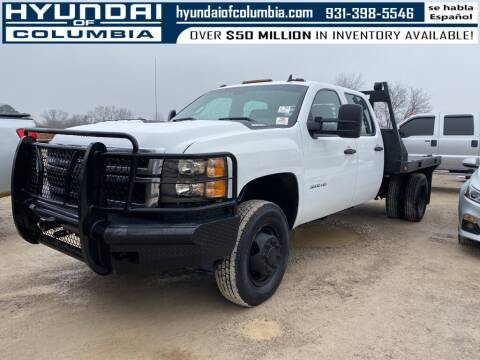 2011 Chevrolet Silverado 3500HD for sale at Hyundai of Columbia Con Alvaro in Columbia TN
