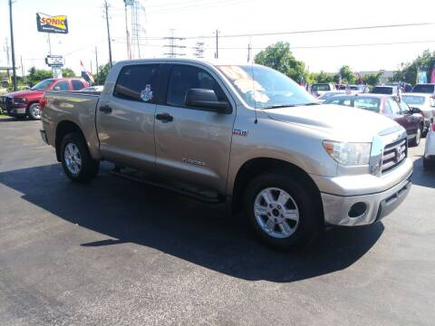 2009 Toyota Tundra for sale at Texas 1 Auto Finance in Kemah TX
