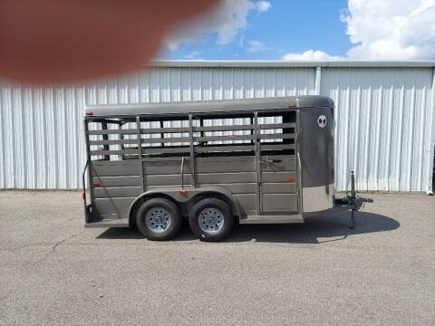 2021 W W 5x14 All Around for sale at Longhorn Motors in Belton TX