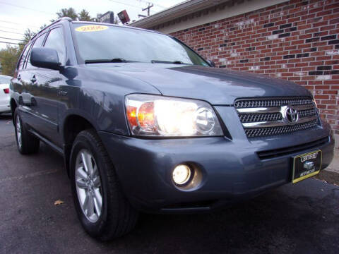 2006 Toyota Highlander Hybrid for sale at Certified Motorcars LLC in Franklin NH