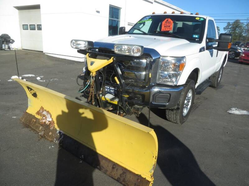 2012 Ford F-350 Super Duty for sale at Price Auto Sales 2 in Concord NH