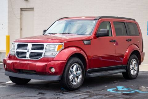 2007 Dodge Nitro for sale at Carland Auto Sales INC. in Portsmouth VA