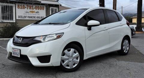 2016 Honda Fit for sale at AMC Auto Sales, Inc. in Fremont CA