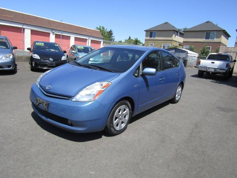 2009 Toyota Prius for sale at ARISTA CAR COMPANY LLC in Portland OR