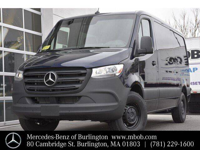 2021 Mercedes-Benz Sprinter 2500 for sale at Mercedes Benz of Burlington in Burlington MA