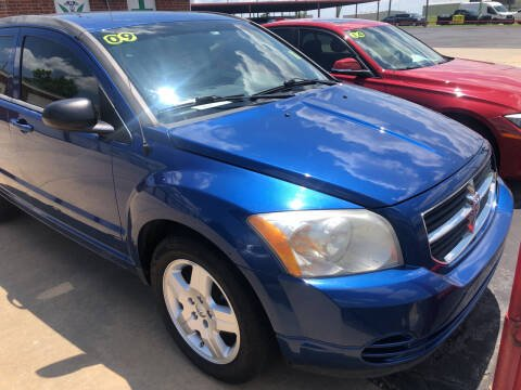 2009 Dodge Caliber for sale at Moore Imports Auto in Moore OK