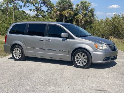 2013 Chrysler Town and Country for sale at D & D Used Cars in New Port Richey FL