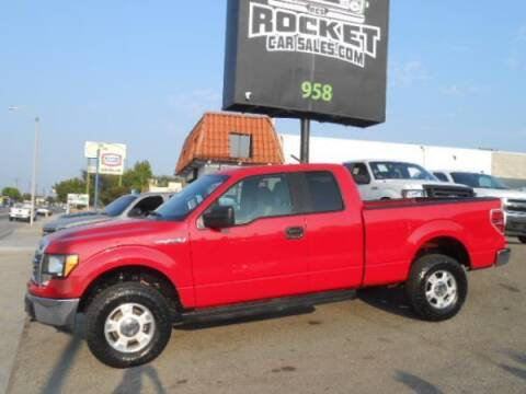 2009 Ford F-150 for sale at Rocket Car sales in Covina CA