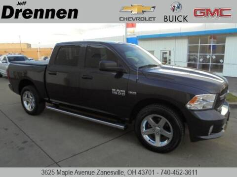 2017 RAM Ram Pickup 1500 for sale at Jeff Drennen GM Superstore in Zanesville OH