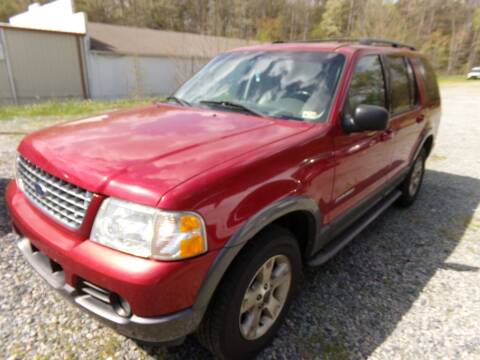 2004 Ford Explorer for sale at West End Auto Sales LLC in Richmond VA