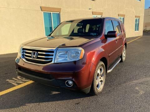 2012 Honda Pilot for sale at CAR SPOT INC in Philadelphia PA