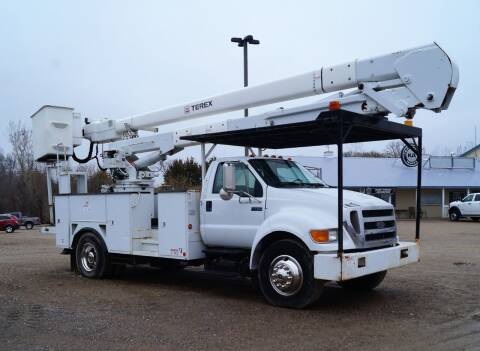 2008 Ford F-750 Super Duty for sale at KA Commercial Trucks, LLC in Dassel MN