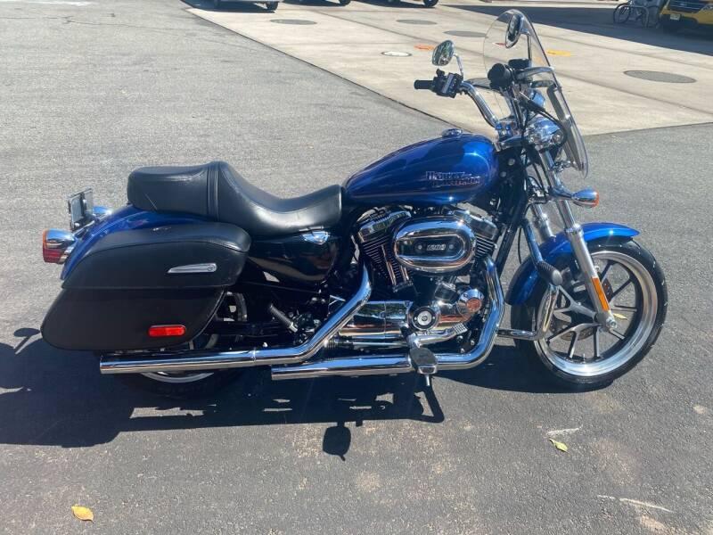 2015 Harley-Davidson POWERSPORTS  XL1200T Spt SuperLow 1200T - Elizabeth NJ