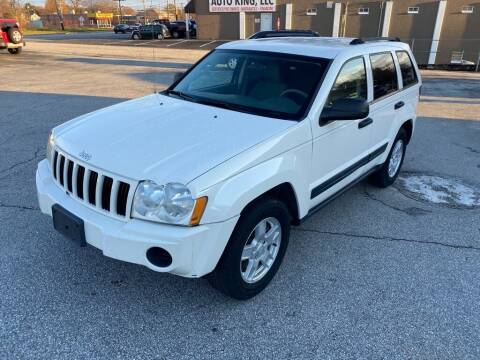 2005 Jeep Grand Cherokee for sale at Brewster Used Cars in Anderson SC