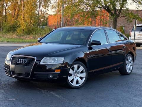 2005 Audi A6 for sale at Schaumburg Motor Cars in Schaumburg IL
