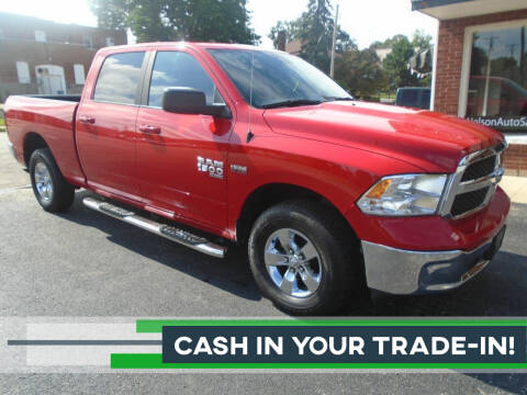 2019 RAM Ram Pickup 1500 Classic for sale at Nelson Auto Sales in Toulon IL