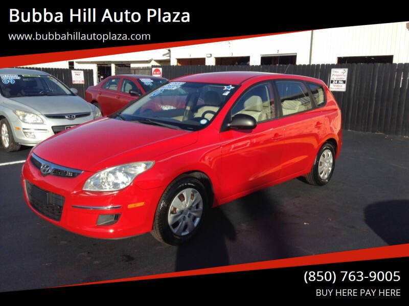 2010 Hyundai Elantra Touring for sale at Bubba Hill Auto Plaza in Panama City FL