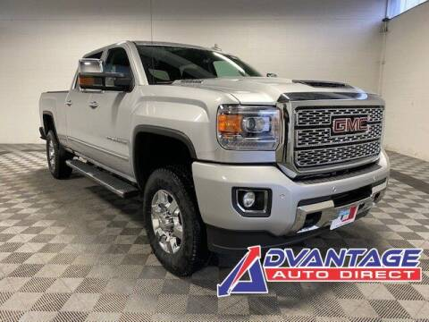 2019 GMC Sierra 3500HD for sale at Advantage Auto Direct in Kent WA