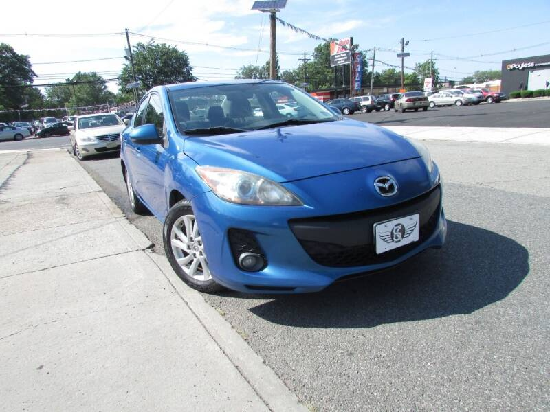 2012 Mazda MAZDA3 for sale at K & S Motors Corp in Linden NJ