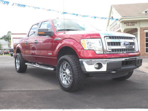 2014 Ford F-150 for sale at Messick's Auto Sales in Salisbury MD