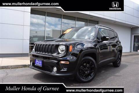 2020 Jeep Renegade for sale at RDM CAR BUYING EXPERIENCE in Gurnee IL