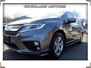 2018 Honda Odyssey for sale at Rockland Automall - Rockland Motors in West Nyack NY
