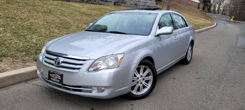 2006 Toyota Avalon for sale at ENVY MOTORS LLC in Paterson NJ