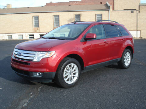 2007 Ford Edge for sale at Shelton Motor Company in Hutchinson KS